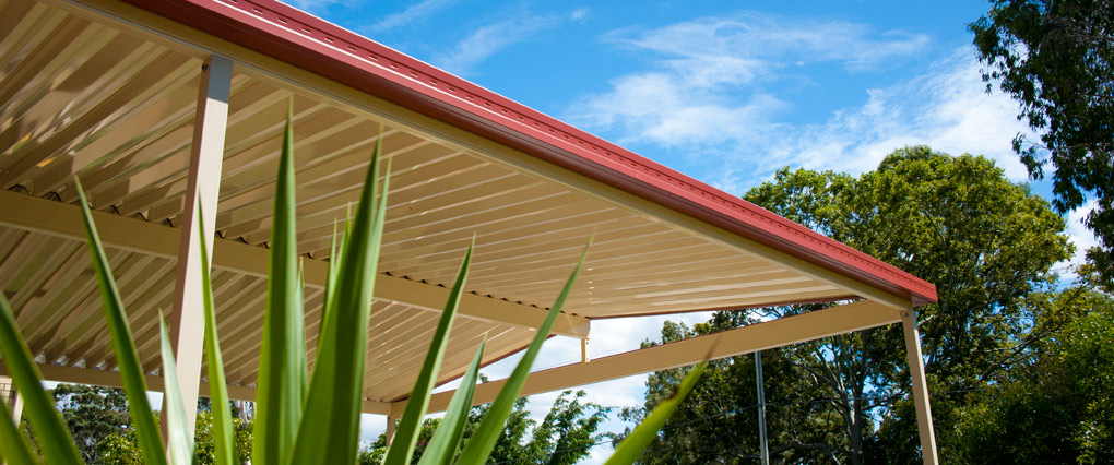 carport brisbane roof