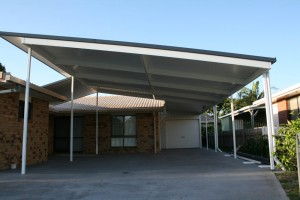 Flyover Roof Patio Brisbane