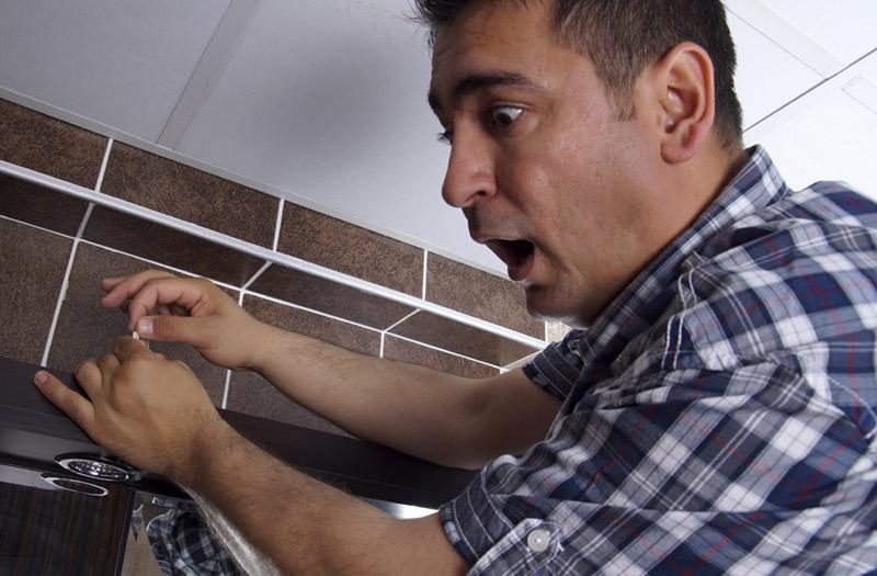 DIY home renovation fails