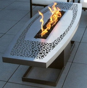 John Xochihua Outdoor Fire Pits