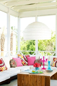 Patio and deck decor