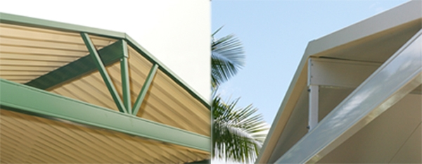 The differences between Insulated and Single Skin Patio Roofing