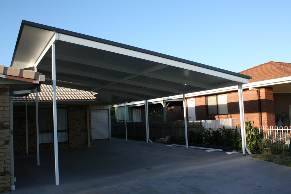 Tailor Made Carport