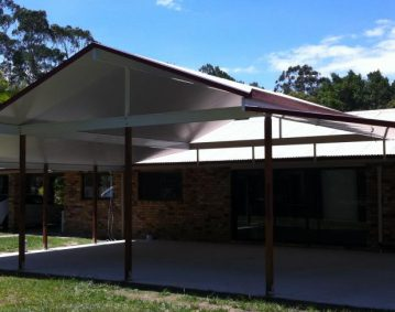 Insulated Patio Roof Builder Burpengary