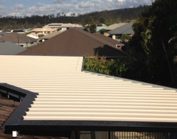 Insulated Patio Roof North Brisbane 1