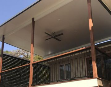 Insulated Flyover Roof North Brisbane
