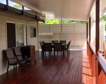 Timber Insulated Patios North Brisbane