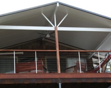 Gable Roof Patios Brisbane